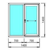 Алюминиевые окна цена изделия из КПТ 74 сдвижные конструкции
