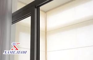 Монтаж алюминиевых дверных конструкций