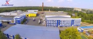 структура компании - промышленные цеха