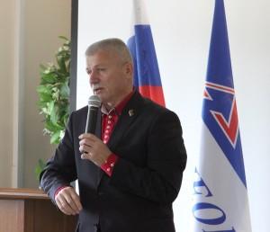 Наши депутаты - встреча с П.И. Максимовичем