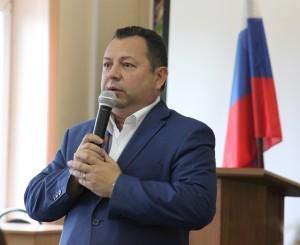 Наши депутаты - слово П.В. Лаптеву